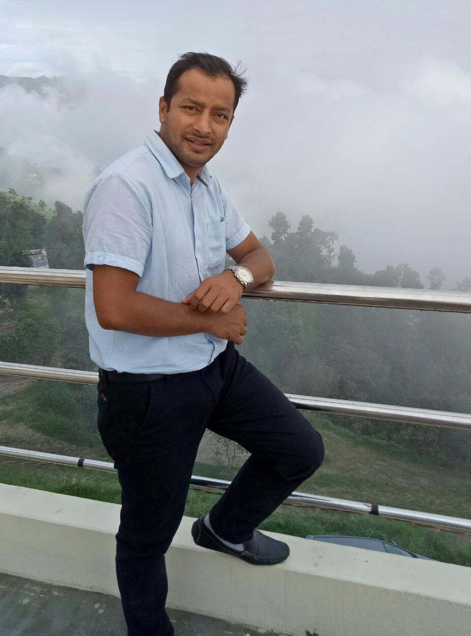 Bishal Parajuli