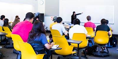 Applied Mathematics classroom
