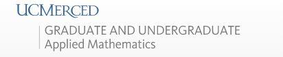 Applied Math Seminars