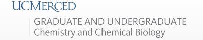 Chemistry & Chemical Science Seminars